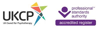 Accredited member of the United Kingdom Council for Psychotherapy (UKCP)